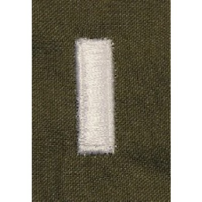 1st Lieutenant, Sew-On Color