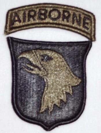 101st. Airborne Division, Subd.