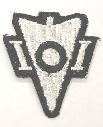 101st ABN Recondo School Patch, Color