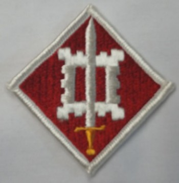 18th Engineer Brigade, Color