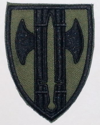 18th Military Police (MP) Brigade, Subd. Twill