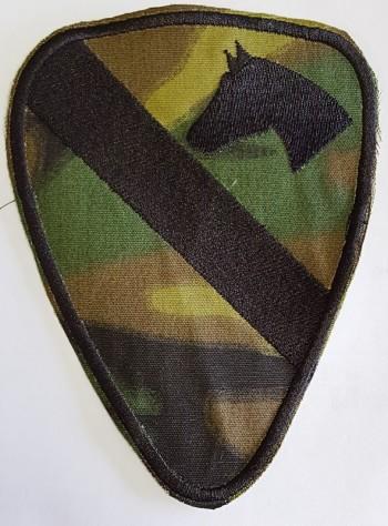 1st Cavalry Division, Subd. ERDL