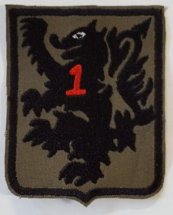 1/28 Infantry Pocket Patch