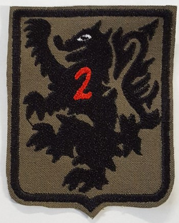 2/28 Infantry Pocket Patch (Style 1)