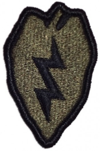25th. Infantry Division, Subd.