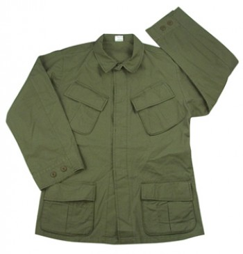 Repro 3rd Pattern R/S Jungle Fatigue Coat, Economy