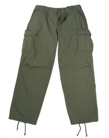 Repro 3rd Pattern R/S Jungle Fatigue Pant, Economy