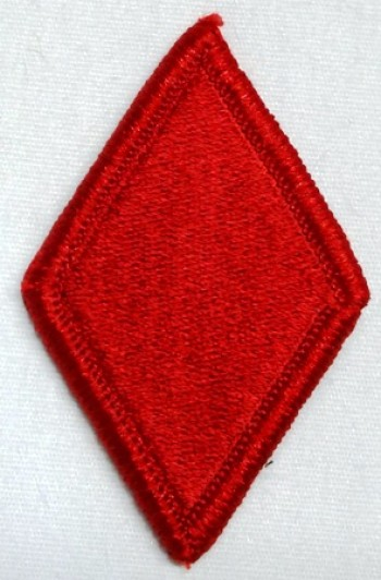 5th. Infantry Division, Color