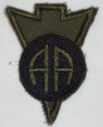 82nd ABN Raider / Recondo School Patch, Subd.