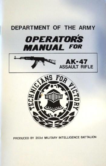 AK-47 Operator's Manual