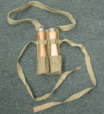 Chi-Com Grenade Pouch (2 Cell)