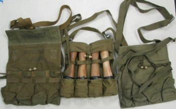 Chi-Com Grenade Pouch (4 Cell)