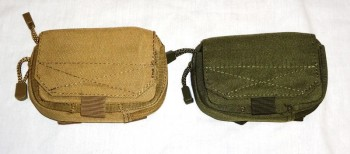 Digital Utility Pouch, OD or Tan