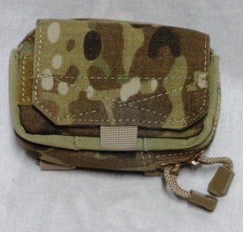 Digital Utility Pouch, Multicam