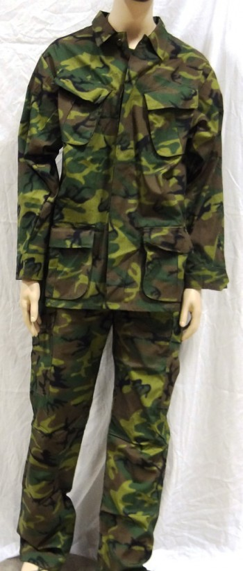 Repro ERDL Poplin Jungle Fatigue Set