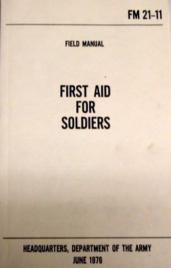 FM 21-11: First Aid for Soldiers
