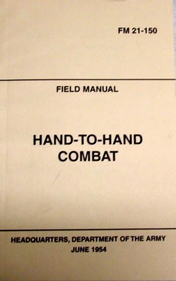 FM 21-150: Hand to Hand Combat
