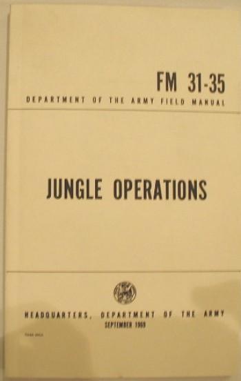FM 31-35: Jungle Operations