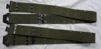 M-66 Experimental Pistol Belt: Medium