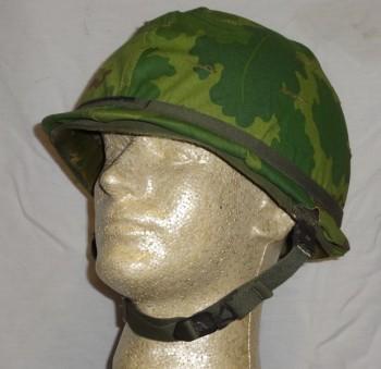 M-1 Helmet Complete, Reenactor