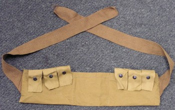M-79 / M-203 40mm Bandoleer BROWN