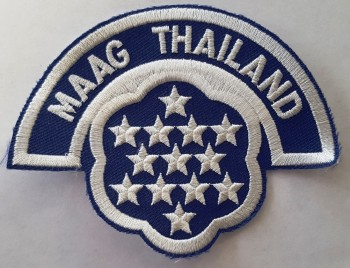 MAAG, Thailand, Color, Cut-Edge