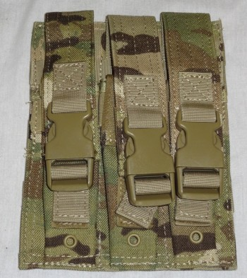 9mm Sub-Machinegun Mag Pouch, Multicam