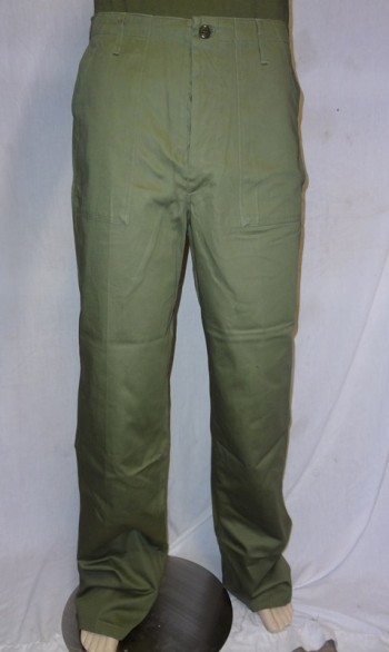 Repro 1st Pattern OG-107 Sateen Fatigue Pants