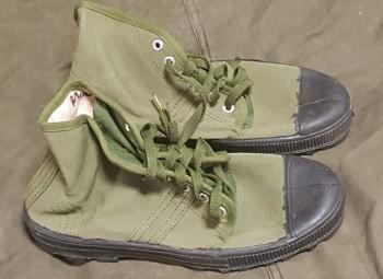 PAVN / NVA Jungle Boot