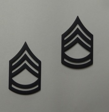 Sergeant 1st Class, Pin-On Subd