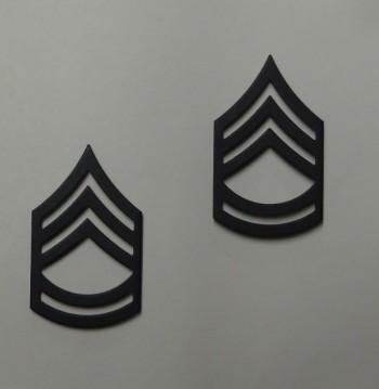 Sergeant 1st Class, Pin-On Subd