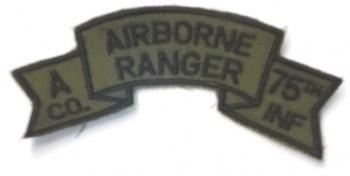 A Company (Ft. Hood, State Side Training), Subd.