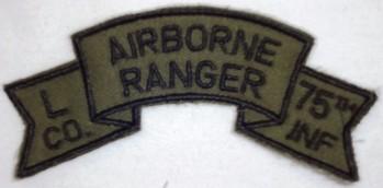 L Company (101st. Airborne Division), Subd.