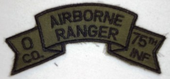 O Company (82nd. Airborne Division), Subd.