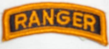Ranger Tab, Standard, Color.