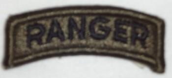 Ranger Tab, Standard, Subd.