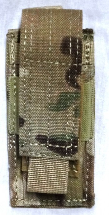 Single Pistol Mag Pouch, Multicam