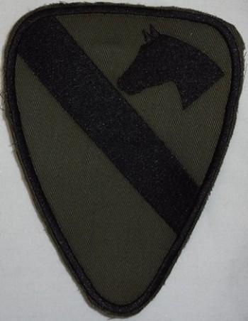 1st Cavalry Division, Subd. Twill