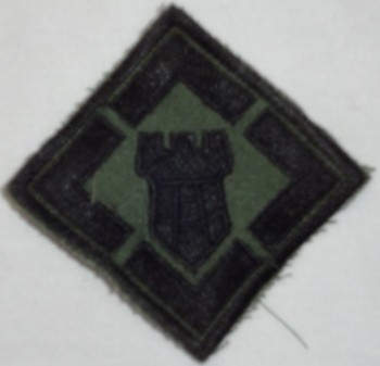 20th Engineer Brigade, Subd. Twill