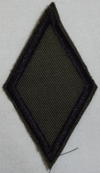 5th. Infantry Division, Subd. Twill