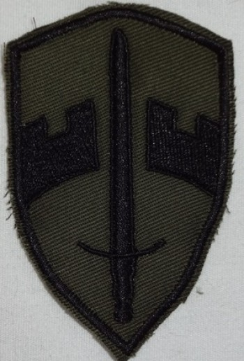 Military Assistance Command Vietnam (MACV), Subd. Twill