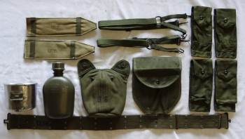 USMC Basic Field Gear Package, EXC