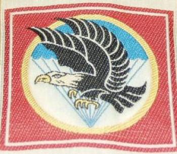 Vietnamese (RVN) Airborne Division. Woven.