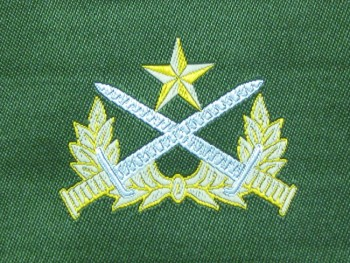 Vietnamese (RVN) Ranger Qualification Badge.Woven.