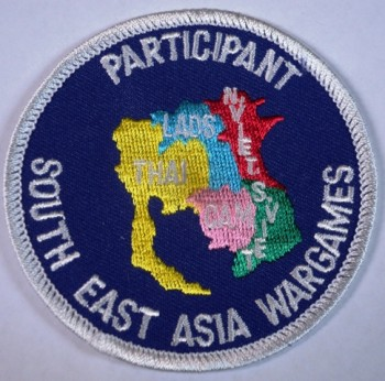 SEA War Games Patch.