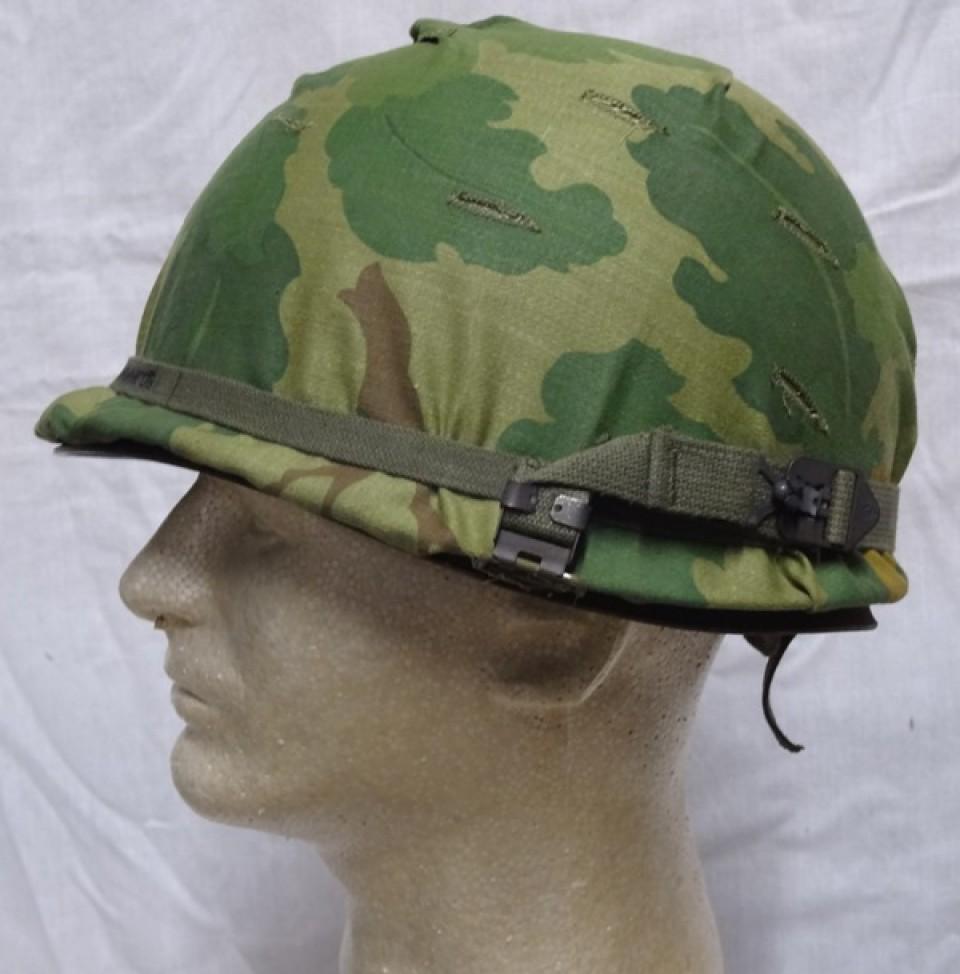 M-1 Helmet Complete, Vietnam