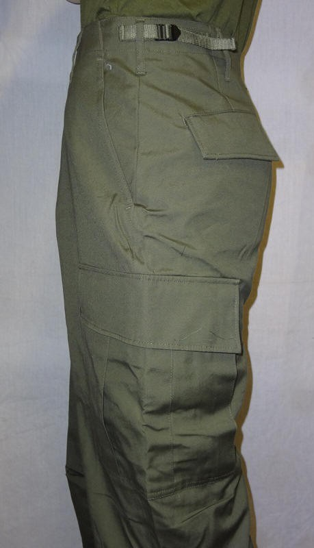 Buy Cheap Vintage Repro Vietnam War Og-107 Pants Us Army Mens Jungle Combat Tropical Trouser Plus Size Durable In Use Casual Pants