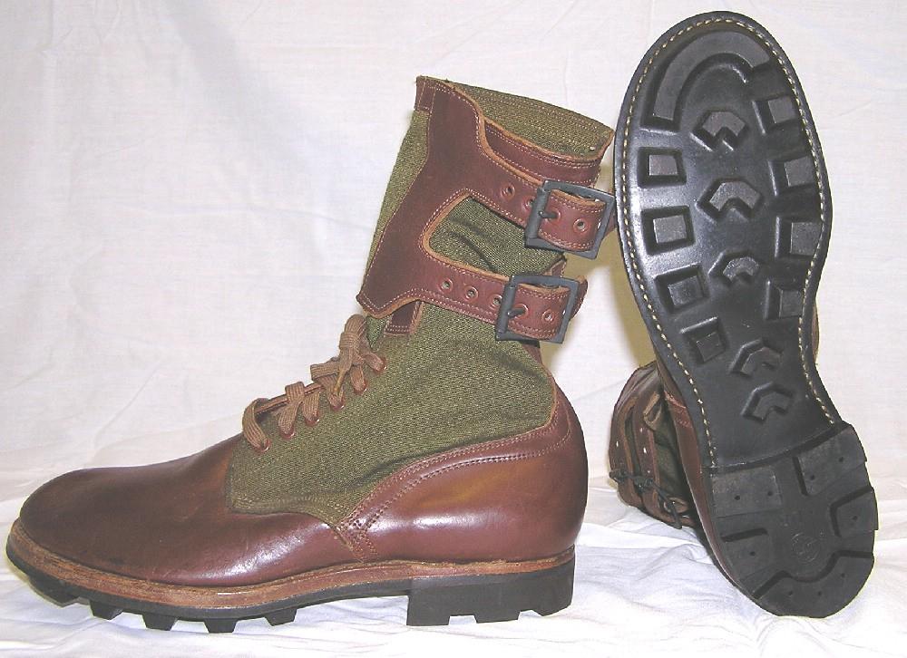 Tropical Combat Boots