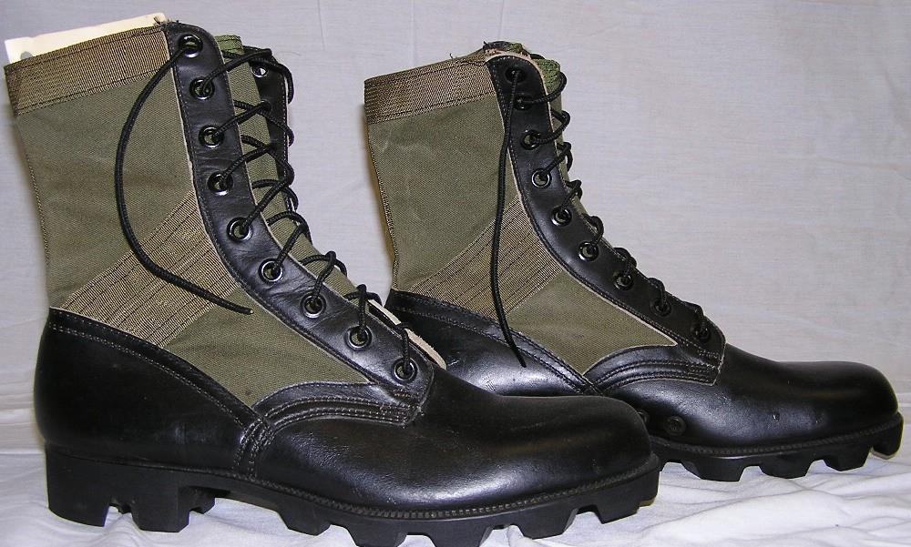 Third Pattern Jungle Boot (Panama Sole) abc578c9264