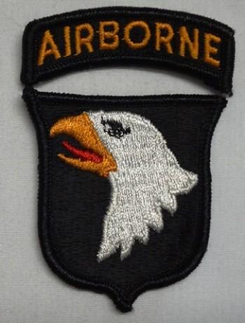 101st. Airborne Division, Color